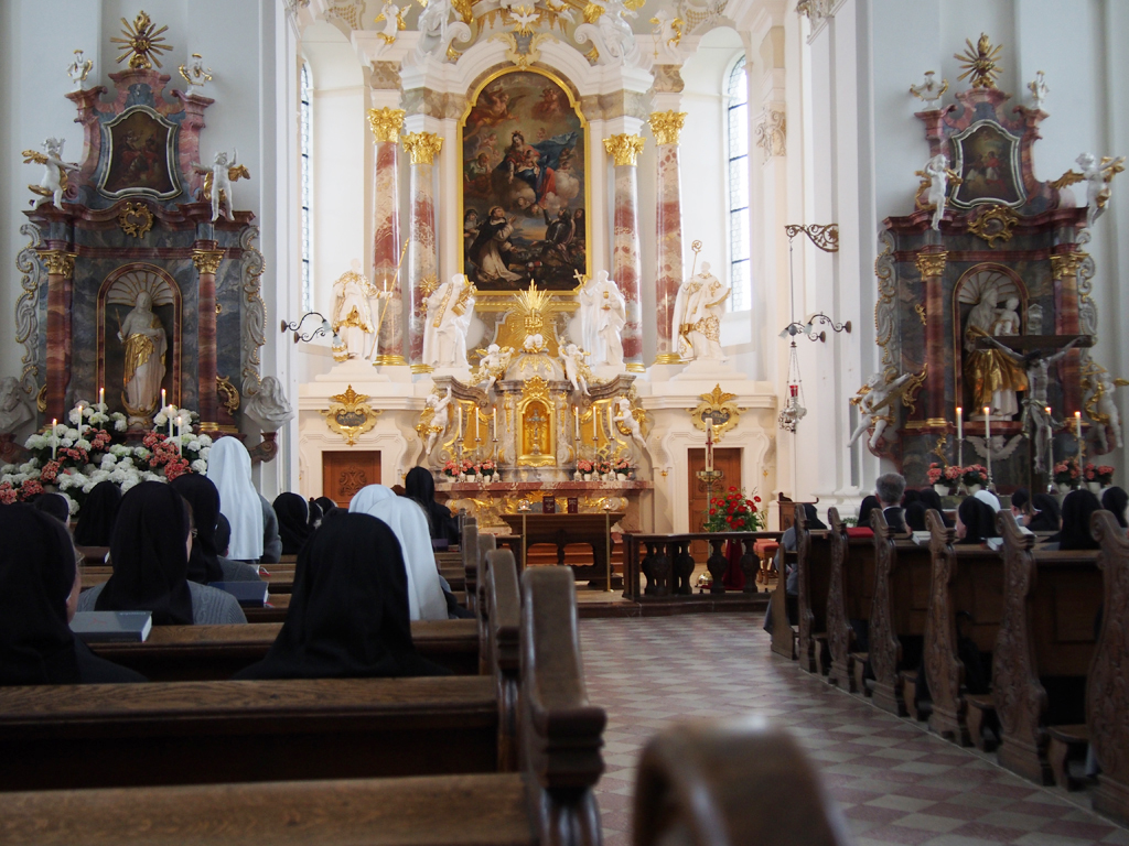 Barockkirche Anbetung
