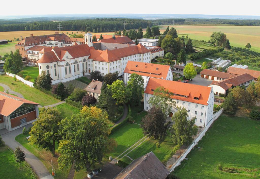 KK KlosteranlageKirche
