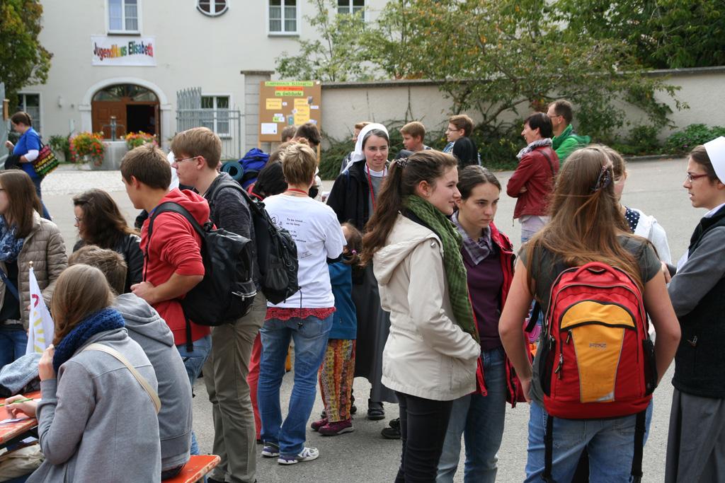Jugendfranziskusfest – Septemberwochenende