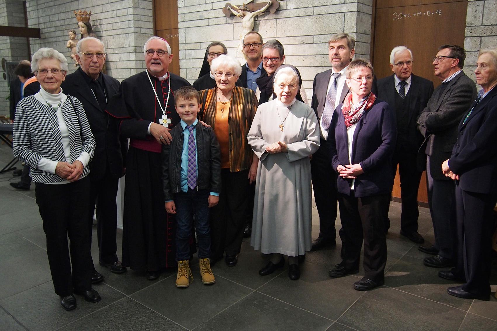 Verwandte Und Freunde Von Sr. M. Sigmunda