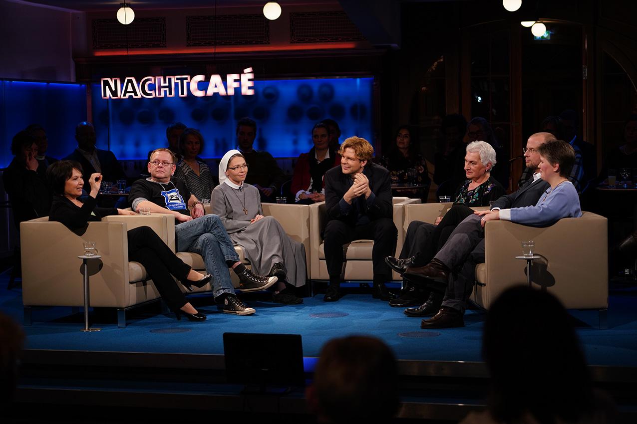Nachtcafe Mediathek