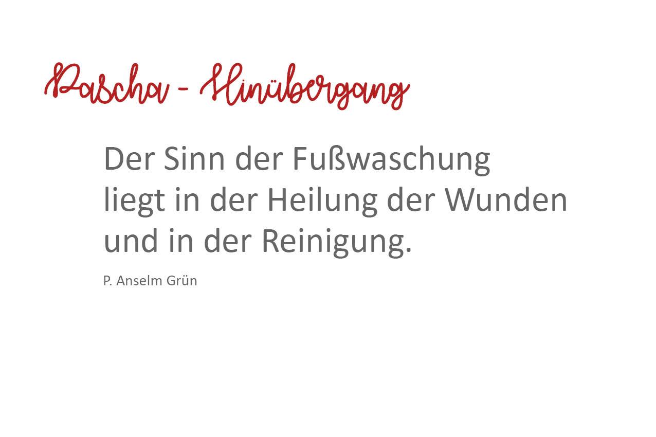 38 Gründonnerstag Text