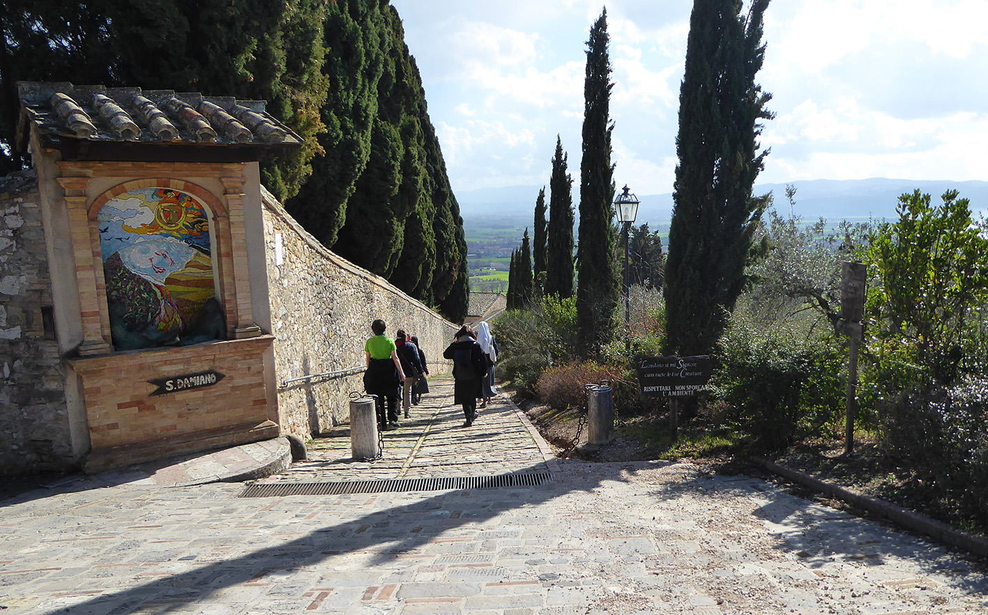 Nach San Damiano