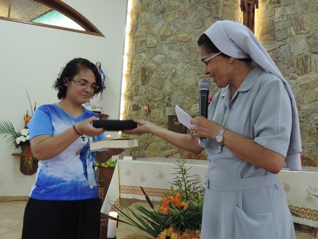 Berufungsfest In Der Brasilianischen Provinz: Ewige Profess