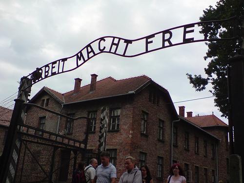 Friedensweg Nach Auschwitz