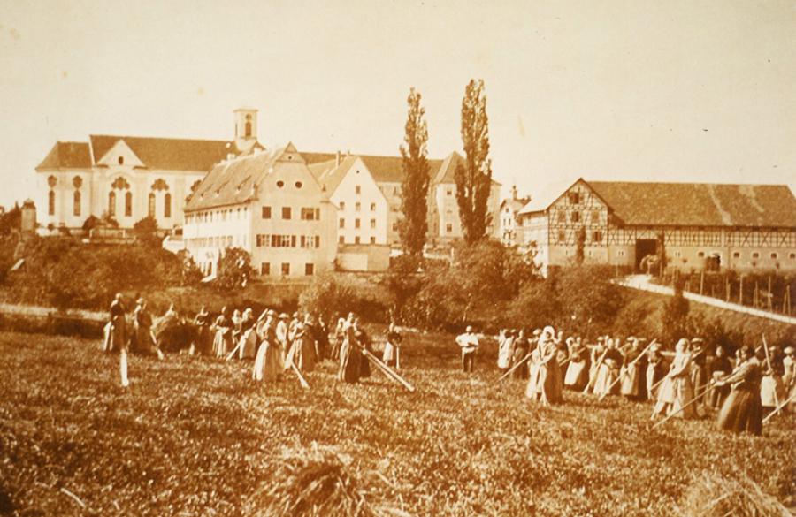 Aus der Klosterchronik