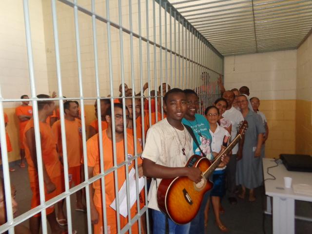 Gefangenenseelsorge