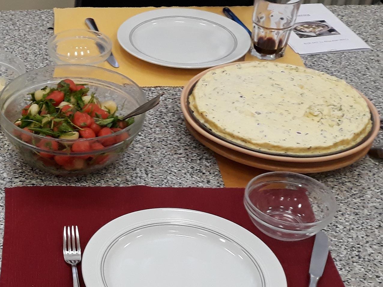 Sommerküche Italienische : Cook pray leichte sommerküche u franziskanerinnen von sießen