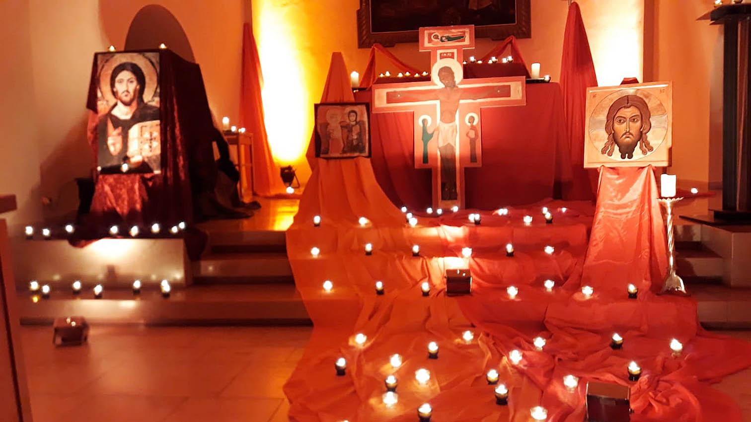 gemeinsam etwas neues wagen stadtkloster maria hilf. Black Bedroom Furniture Sets. Home Design Ideas